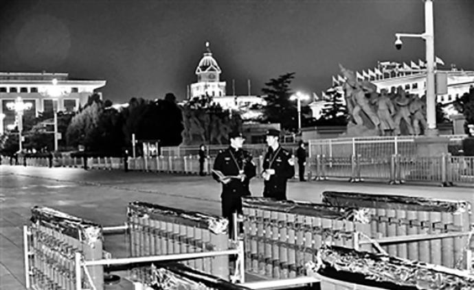 北京警方首度揭秘國慶安保幕后故事,押車民警30小時不合眼