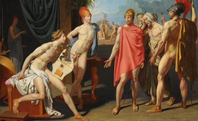 看歐洲藝術的澎湃歷程:巴黎高等美院珍藏11月上博展出
