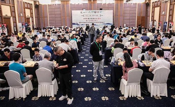 24萬棋手對弈超123萬局,這場全國業余棋王爭霸賽創紀錄