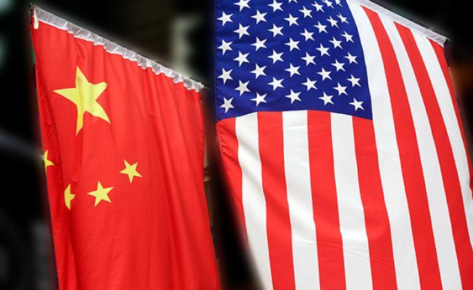 人民日报钟声:推动中美关系沿着正确轨道向前发展