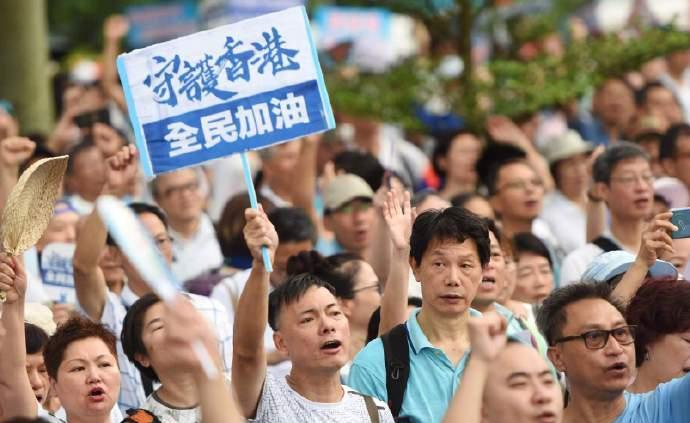 新華時評:糾偏止差,香港醫管局要做的是力挺警隊嚴正執法