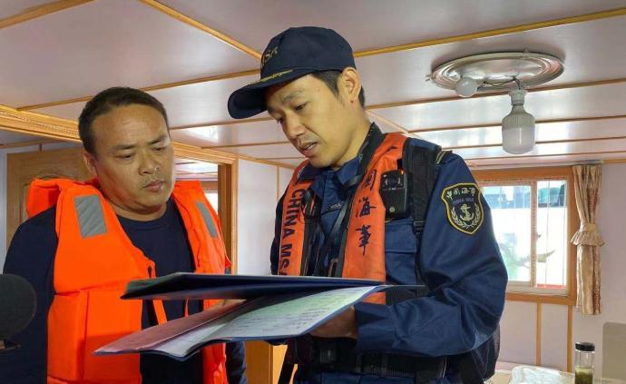 黃浦江啟動三級水上交通管控,已處置不合規船舶331艘次