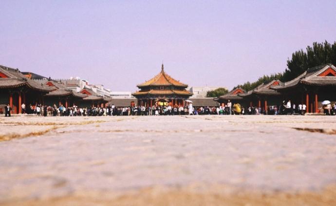 """满清遗落关外的""""三京四陵?#20445;?#26411;代王朝的早期都城与陵寝"""