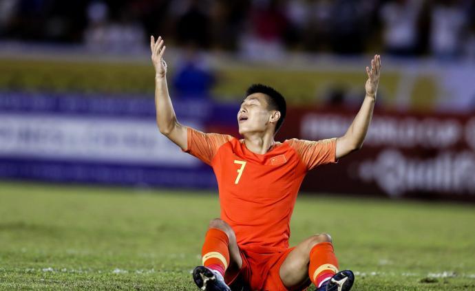 國足世預賽客場0-0菲律賓,歷史全勝對手紀錄無奈終結