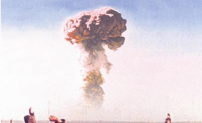 揭秘:中國第一顆原子彈代號是啥?怎么引爆的?