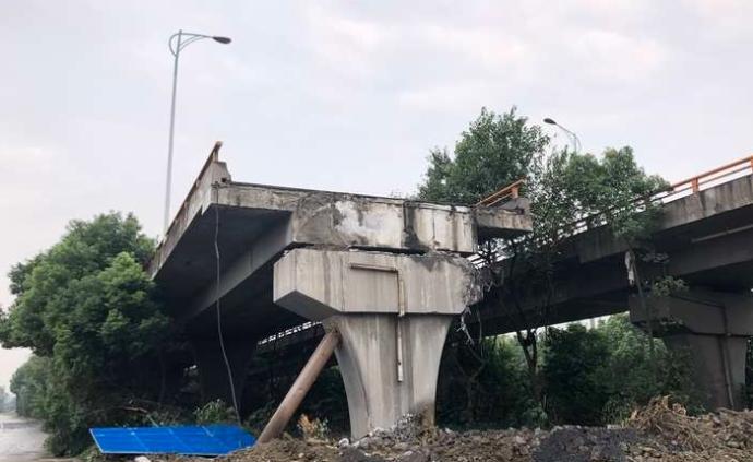 無錫垮橋事故致3死2傷,律師:涉事運輸企業負責人或擔刑責