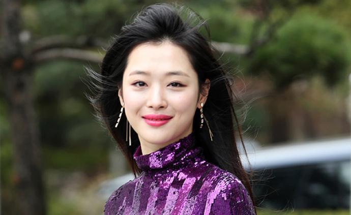 韓國警方公布女藝人雪莉尸檢結果:未發現他殺嫌疑