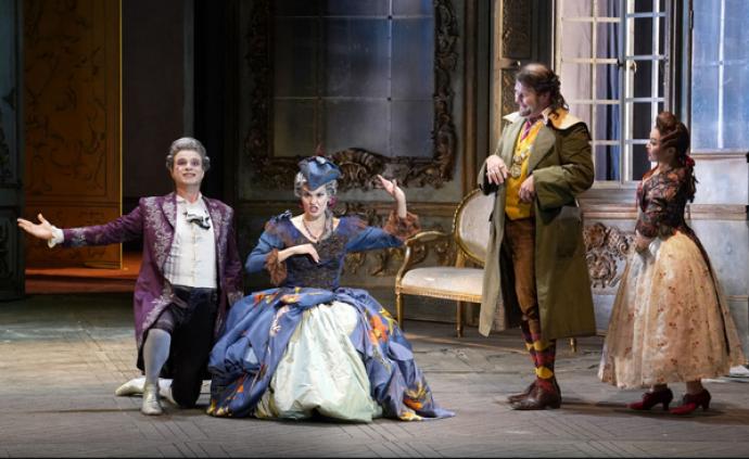 上海國際藝術節|斯卡拉歌劇院整裝來華,將首現一臺兩劇模式