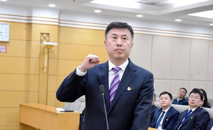 """濟南市委""""智囊""""李國強任山東第二大市轄區代區長"""
