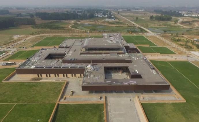 二里頭夏都遺址博物館開放在即,展示夏都文化與中華文明探源