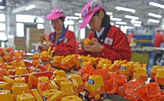 中国玩具出口韧性强:前8个月出口增长16.7%
