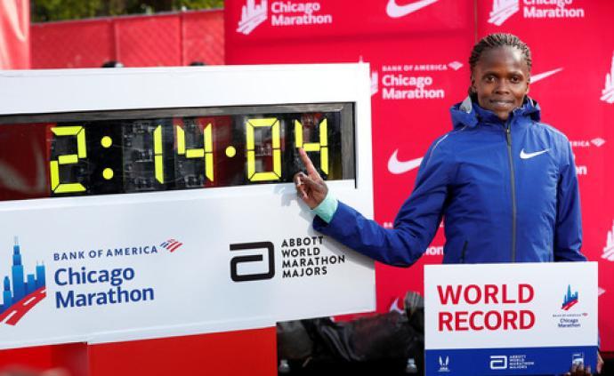 体坛联播|女子马拉松刷新世界纪录,樊振东德国公开赛夺冠