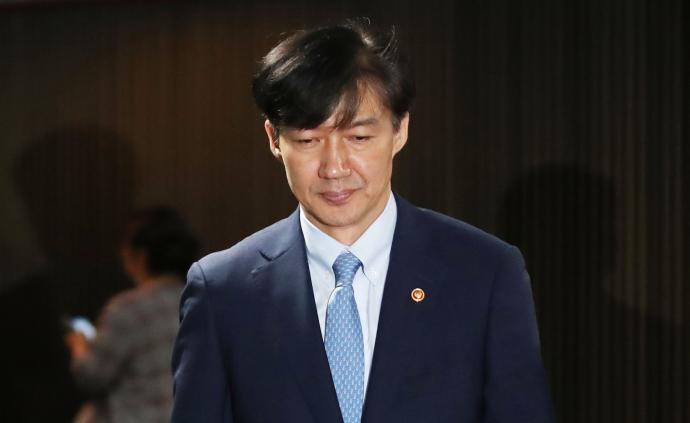 韓檢方再傳訊曹國之妻,或本周內向法院申請逮捕令