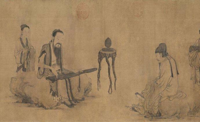 講座|樓宇烈:琴藝與琴道,古琴傳承與藝術人生