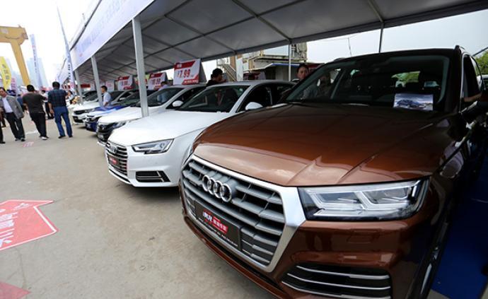 中汽协:9月中国汽车销量同比下降5.2%,环比增长16%