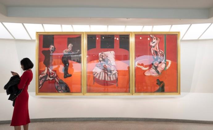 """看蔡国强等艺术家如何""""转变""""策展人:古根海姆收藏的六面观"""
