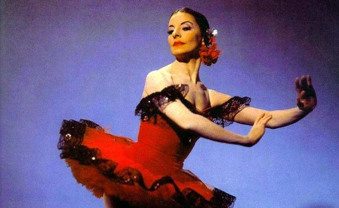 古巴国宝芭蕾大师艾丽西亚·阿隆索因病逝世