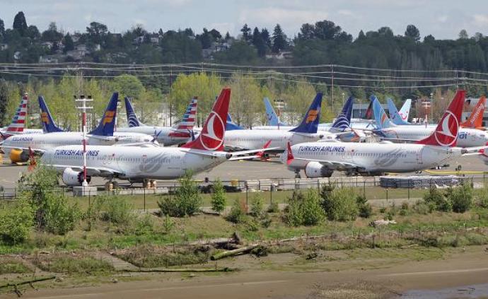 聯邦航空局:波音隱瞞涉及737Max機型駕駛信息
