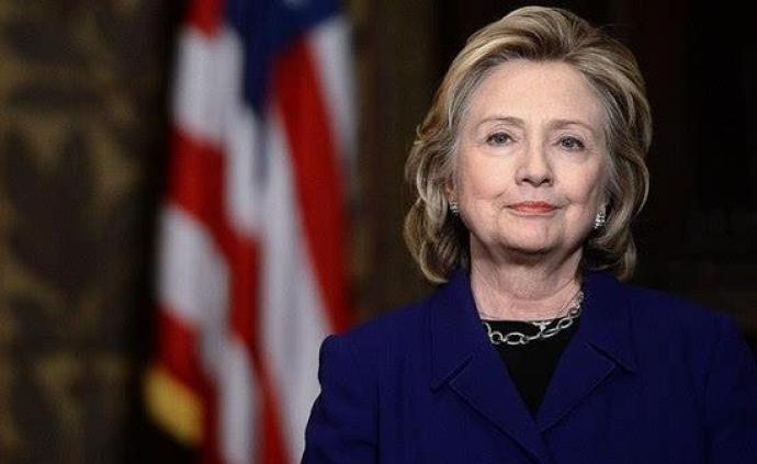 希拉里指俄羅斯暗助一民主黨女候選人:她是俄羅斯人的最愛