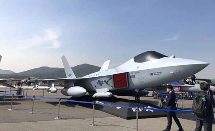 观察|韩国KF-X隐身战机:F-22与F-35的混血儿