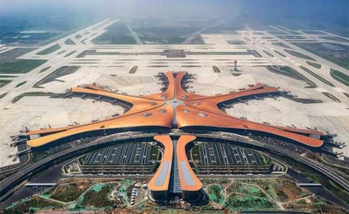 27日起, 9家航空公司部分航班将由首都机场转场大兴机场