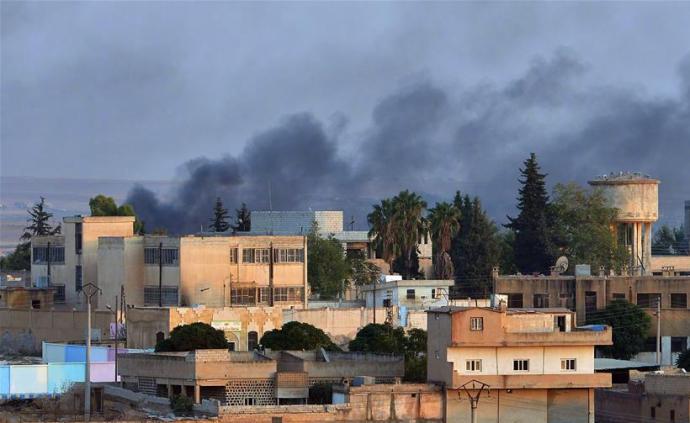 叙媒:土耳其占领叙北部边境重镇拉斯艾因