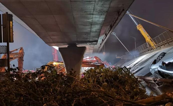 央视调查:无锡独柱墩桥侧翻的背后,有哪些不能承受之重