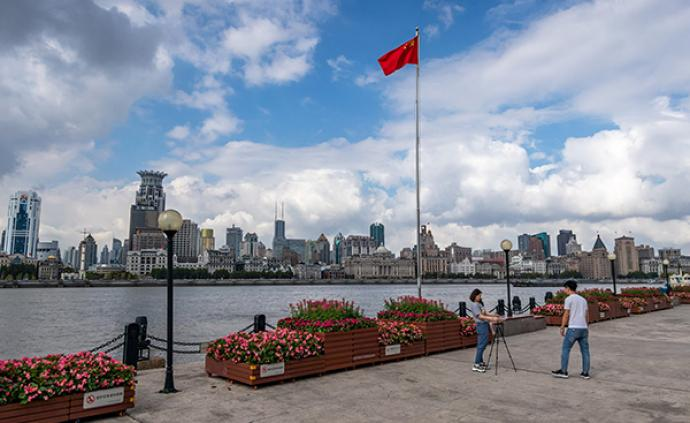上海本周秋高氣爽,周末有弱冷空氣最高溫將降至20℃