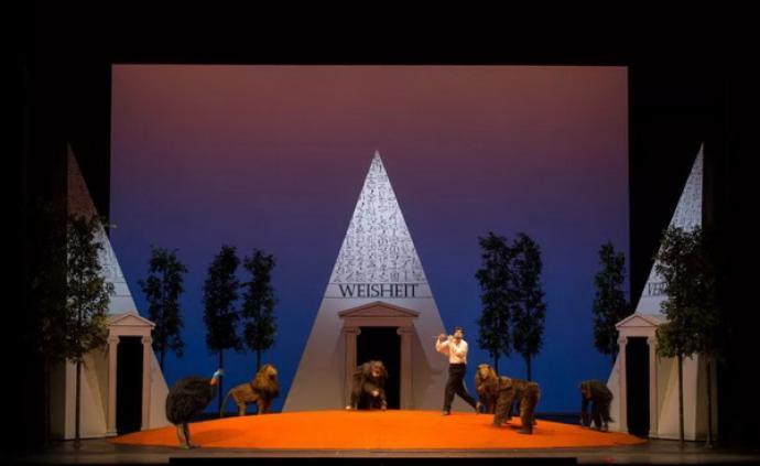 上海国际艺术节 完全遵照莫扎特原谱来演《魔笛》会是什么样