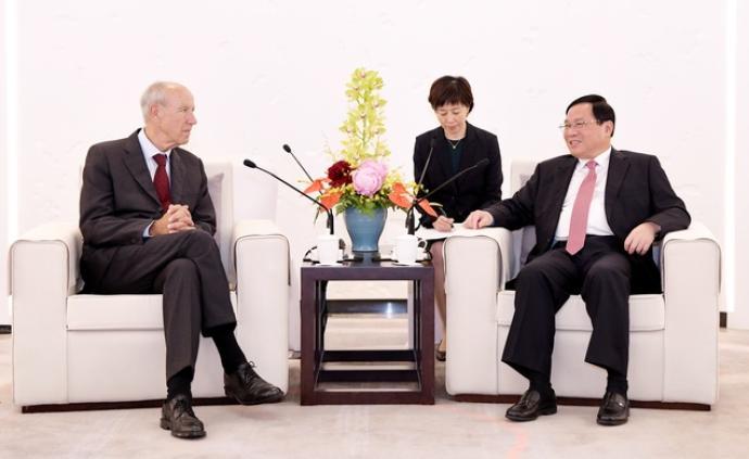 李強:加快把上海建設成為亞太地區知識產權中心城市