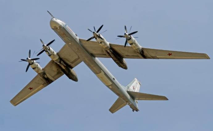 韩军称6架俄军机进入韩国防空识别区,韩战机紧急驱离