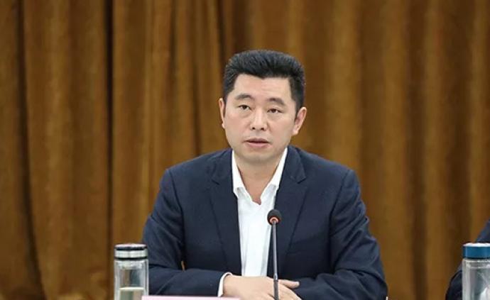 贵州省住建厅厅长宋晓路履新安顺市委副书记