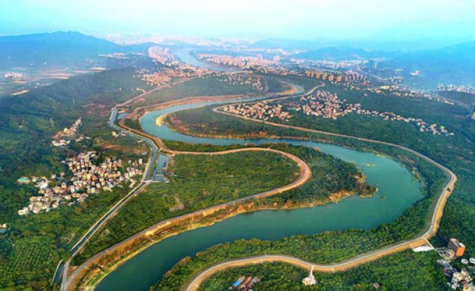 广州从化流溪河治水见成效,30条支流已达到Ⅱ类以上水质
