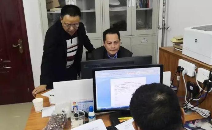 桂林一對夫妻開車追逐致扶貧干部身亡,兩人已被警方刑拘