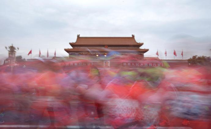 """中國馬拉松跑進""""分眾時代"""",未來之路向何方?"""