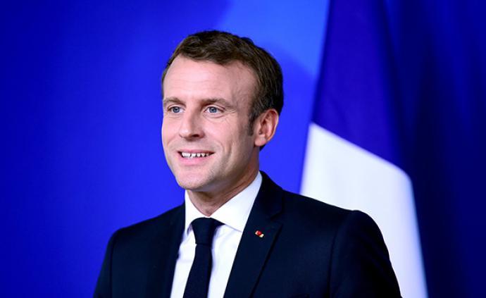 法国总统为何带德国部长访华?马克龙外交的?#20998;?#24615;与全球雄心