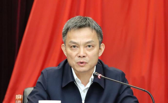 操龙灿任安徽池州市代市长,雍成瀚辞去市长职务