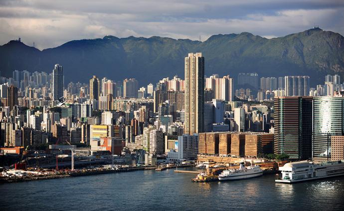 香港经济民生联盟主席卢伟国:黑色?#26893;?#24050;蔓延到区议会选举