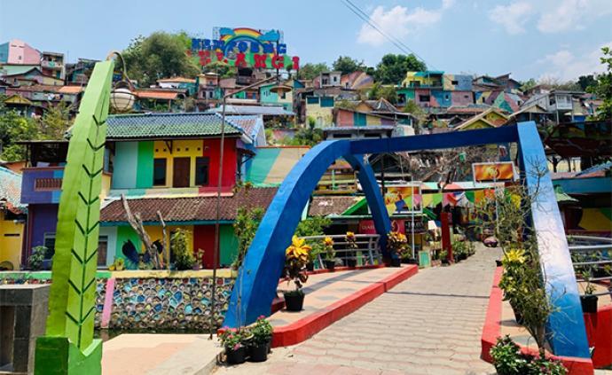 探秘神奇的爪哇①:快乐的彩虹村、三宝洞的郑和传说