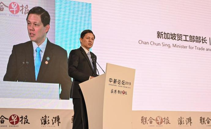專訪|新加坡貿工部長談陸海新通道:愿向其他東南亞國家推廣