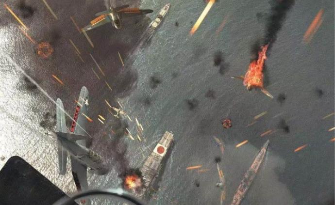 《决战中途岛》:战争片如此多娇