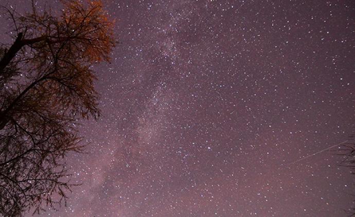 """北金牛座流星雨13日将迎来极大,若天气晴好可见""""火流星"""""""