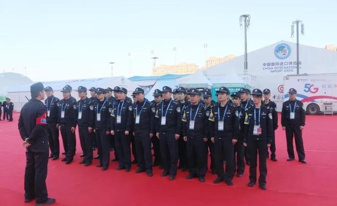 既有力度又有温度,上海警方保障超91万人次进博会参观安全