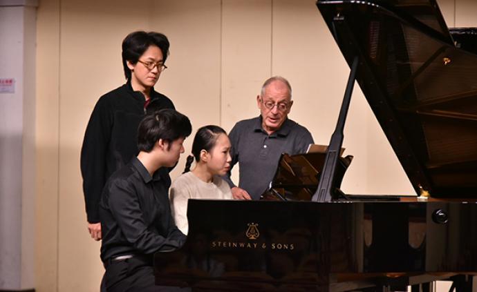 師生上下齊心協力,上海音樂學院附中為什么重視室內樂