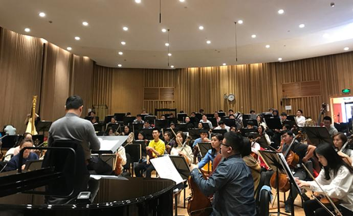 上海國際藝術節 龔天鵬交響曲《潮》:不單是一部紅色交響樂