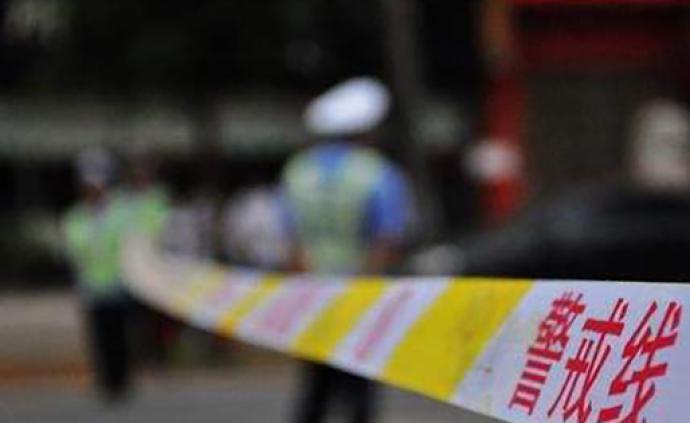 广东潮州市发生一起交通事故,致1死1重伤