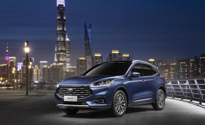 重新定义SUV含金量?福特全新SUV锐际将在广州车展发布