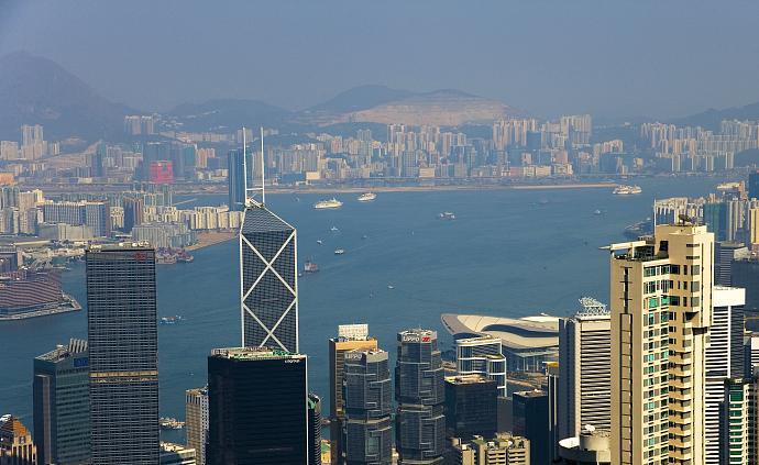 央视热评 局势失控,正气不彰,香港沉沦,国家绝不答应!