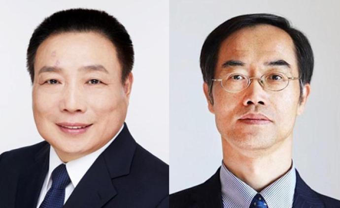 中聯部辦公廳主任朱銳、干部局局長李明祥出任該部部長助理