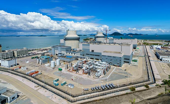 三門2號核電機組已進入恢復啟動運行階段,年內恢復運行發電